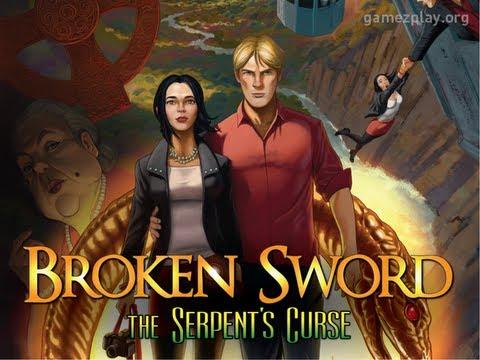 Broken Sword: The Serpent's Curse se představuje
