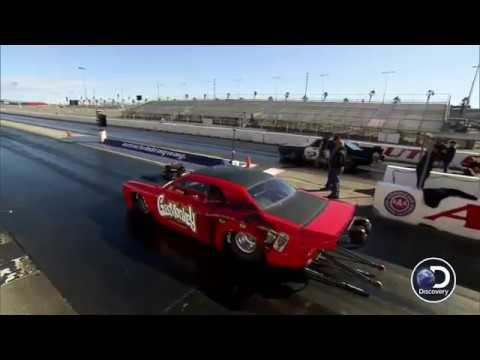 Street Outlaws vs Gas Monkey Garage  Mega Race best 2 out of 3