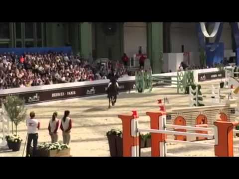 Michael Duffy Cortina 200 U25 Paris Saut Hermes