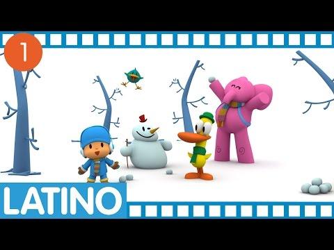 Pocoyó en español para América Latina - Temporada 01 Ep.1-4