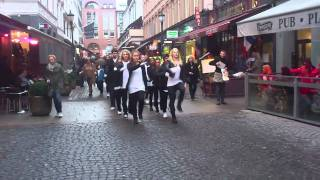 Video Michael Jackson Flashmob Egertorget MP3, 3GP, MP4, WEBM, AVI, FLV Maret 2019