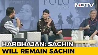 Video Virat a Champion Player But Sachin Will Remain Sachin: Harbhajan MP3, 3GP, MP4, WEBM, AVI, FLV Oktober 2017