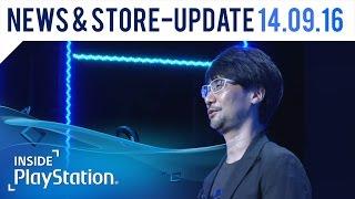Death Stranding-News von Hideo Kojima! | PlayStation News & Store Update
