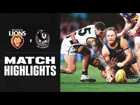 Brisbane v Collingwood Highlights | Round 15, 2020 | AFL
