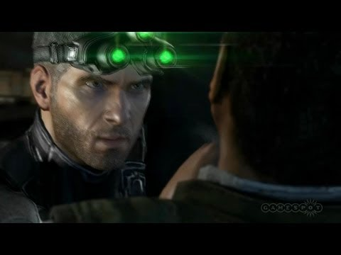 Tom Clancy's Splinter Cell Blacklist Dvd carátula