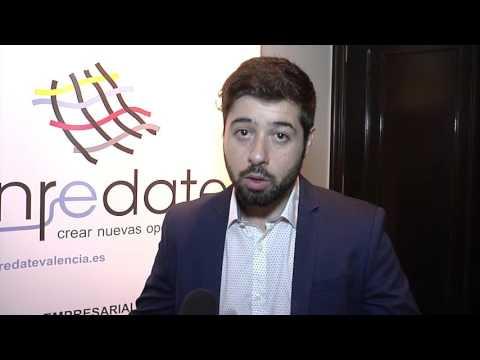 Entrevista a Xavier Melero, Técnico de Comunicación de PATER en Enrédate Alzira