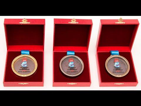 Чемпионат мира по хоккею 2016. Производство эксклюзивных медалей. Хоккей ЧМ-2016 (видео)