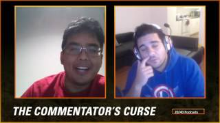 The Commentator's Curse Episode 15