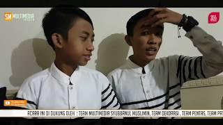 Video Full vlog keseruan Jombang Bersholawat Bersama Syubbanul Muslimin. MP3, 3GP, MP4, WEBM, AVI, FLV Oktober 2018