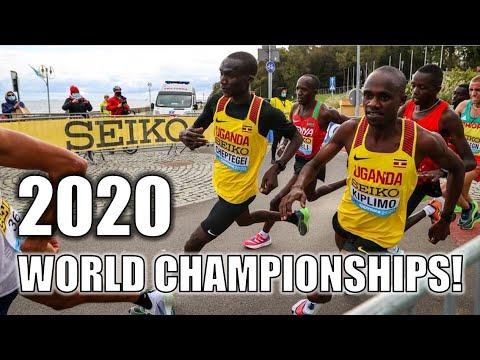 2020 WORLD HALF MARATHON CHAMPIONSHIPS || Joshua Cheptegei VS. Jacob Kiplimo