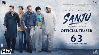 Video Sanju | Official Teaser | Ranbir Kapoor | Rajkumar Hirani MP3, 3GP, MP4, WEBM, AVI, FLV Mei 2018