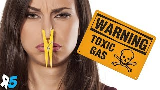From Raw Sewage and disgusting eggs to a flower that smells like rotting flesh when blooming, we take a look at 5 Horrible Smells You Need to Avoid!Click Here To Subscribe! http://bit.ly/Random5       ↓↓↓↓↓↓Give us a like and share the video with friends.Legality Agreement Background music – YouTube Audio LibrarySongName – Smart Riot – Huma-HumaThis work is licensed under a Creative Commons Attribution 3.0 Unported License. http://creativecommons.org/licenses/b...If you liked the video, please subscribe for more videos every week!Subscribe HERE: http://bit.ly/Random5Like us on Facebook – http://www.facebook.com/random5media