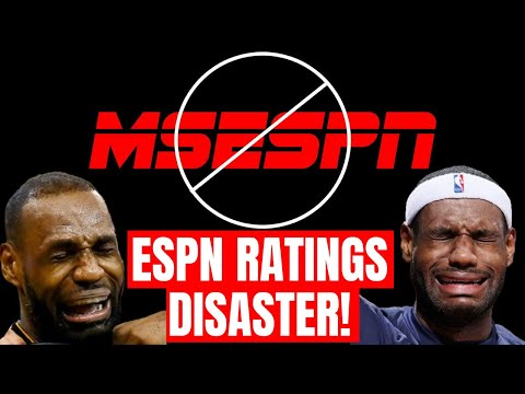 ESPN Is Dying | National Anthem And Social Justice Protests Are A Ratings Nightmare