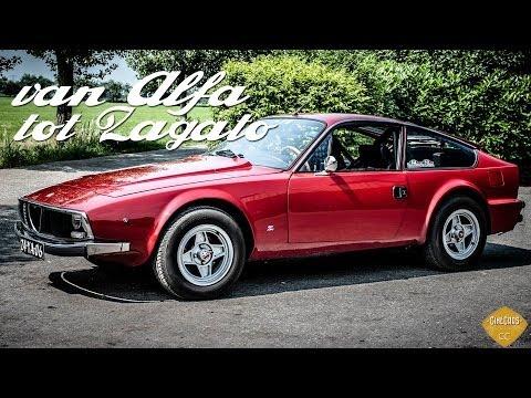 Zagato Video Alfa Romeo Junior Zagato Video