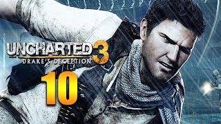 Die Entführung •️ Uncharted 3: Drake's Deception Remastered Part 10 [German/Deutsch]