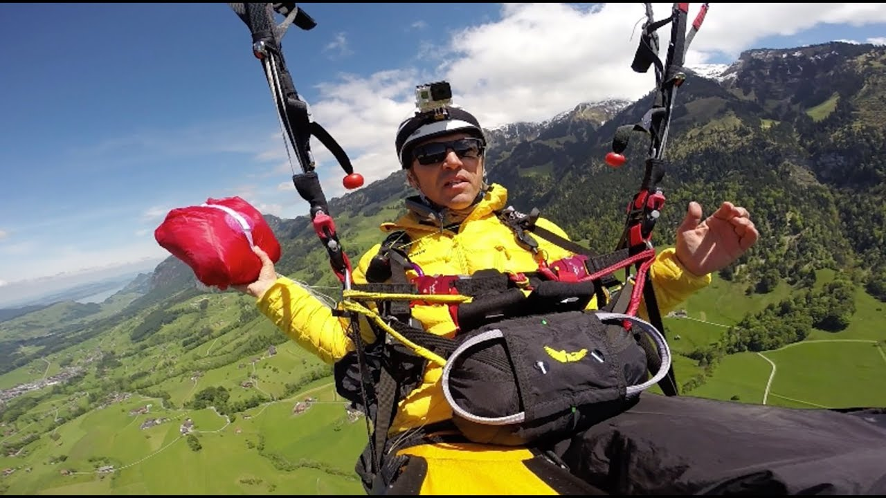 PENTAGON paracaídas de emergencia