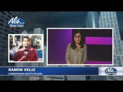 Muere joven en Barquisimeto durante protestas – Alo Buenas Noches 16-06-2017 Seg. 02