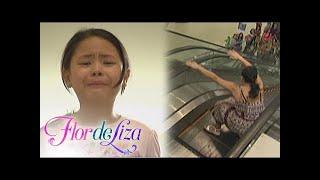 FlordeLiza: Escalator Accident | EP 91