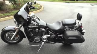 7. 2012 Yamaha V-Star 1300 Tourer