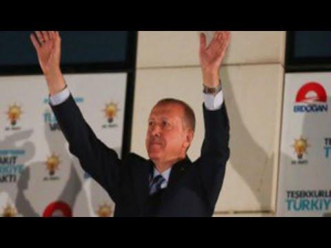 Ερντογάν ο… «Μεγαλοπρεπής»