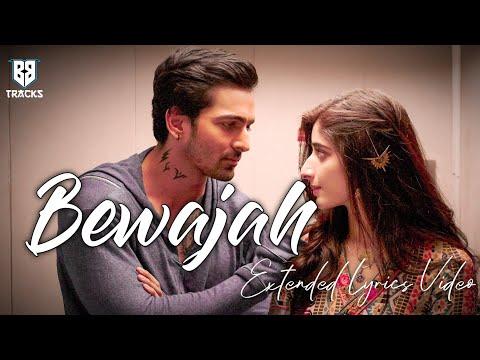 Bewajah Extended Lyrics Video | Sanam Teri Kasam | BB Tracks