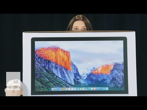 Apple iMac with Retina 5K display: Unboxing & Review