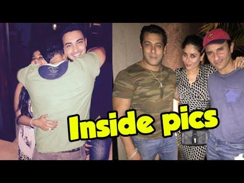 INSIDE PICS Bajrangi Bhaijaan Party | Salman,Karee