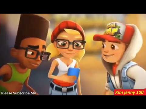 Subway Surfers Official Trailer 💕 Subway Surfers Gameplay PC HD 2 (видео)