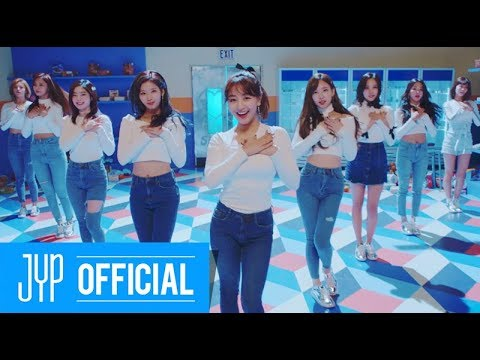 TWICE's newest song is a …