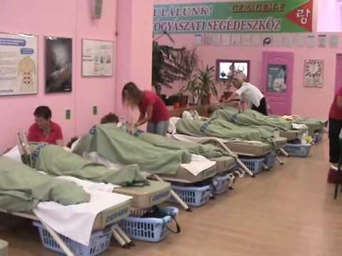 Video CERAGEM Preston UK visit Budapest 2009 (Part 1 of 2) download in MP3, 3GP, MP4, WEBM, AVI, FLV January 2017