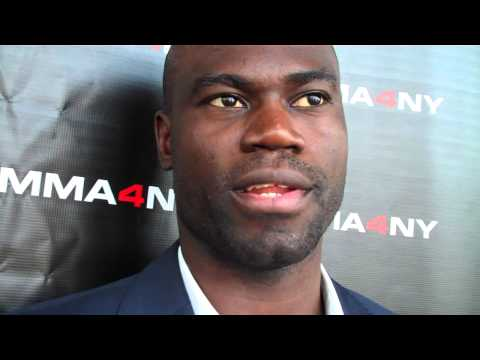 mma - Uriah Hall talks legalizing MMA in New York, learning from the TUF Finale, Dana White's assessment of his fight, finding out who is friends are, Chael Sonnen...