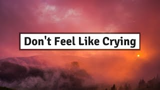 Sigrid - Don't Feel Like Crying (Lyrics) | Panda Music
