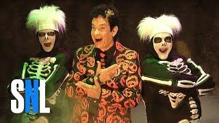 Download Youtube: Haunted Elevator (ft. David S. Pumpkins) - SNL