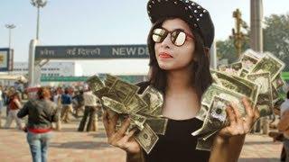 DHINCHAK POOJA  BAAPU DEDE THODA CASH  MUSIC VIDEO