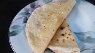 Rotli (Roti) - Indian Bread Recipe