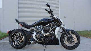 Ducati XDiavel S Walkaround by MilesPerHr