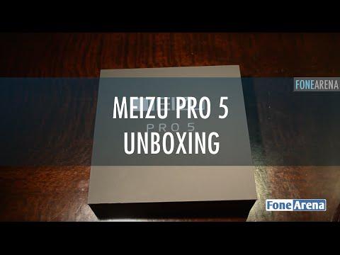 Meizu PRO 5 Unboxing & Price