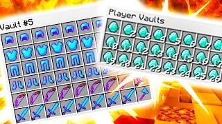 CREATING GOD VAULTS! Minecraft Factions - Episode 26 (Spirit Season)
