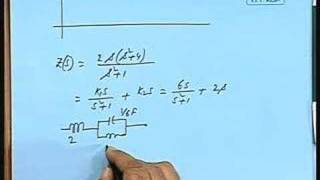 Lecture - 32 Synthesis Of 2-port Network