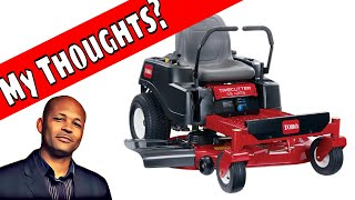 8. Toro SS4225 Update...My Thoughts | Financial Freedom