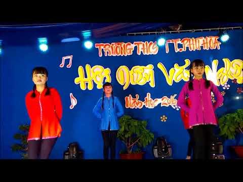 44 Nỗi buồn mẹ tôi 8A7 THCS TT Phú Hòa