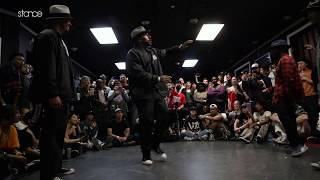 Kid Boogie & Boogie Frantick vs Soul & Dnoi – FREESTYLE SESSION 2018 POPPING TOP8