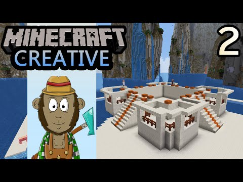 4th - Minecraft 4th World - Mountain Madness in creative mode... Today, I'll get to work improving the village floating inbetween the mountains. Enjoy! MAP SEED: Select the 'Mountain Madness' custom...
