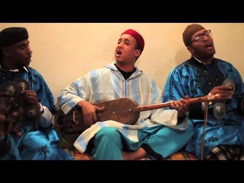 "MàaLam Younes Hadir -""_ Boulala Fatima _-"" & Gnawa Oulad Bambra"