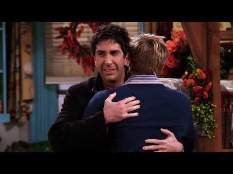 """Friends【 Season 8 Episode 9 """"The One with the Rumor""""】 Part1"""