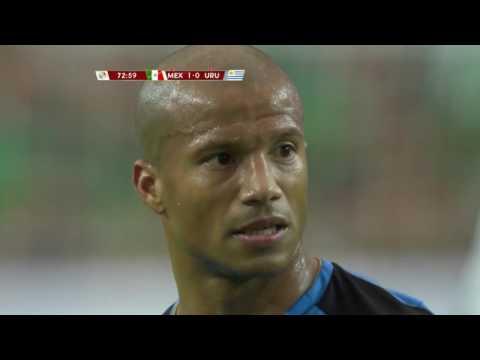 Copa America Highlights:  Mexico 3 - 1 Uruguay Highlights