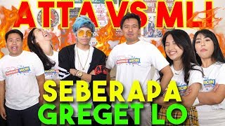 Video ATTA VS GENERASI MICIN! SEBERAPA GREGET LO?! (HD) MP3, 3GP, MP4, WEBM, AVI, FLV November 2018