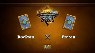 Docpwn vs Fr0zen, game 1