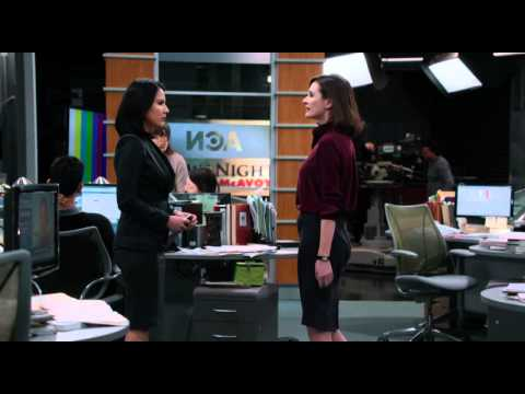 The Newsroom 1.02 (Preview)
