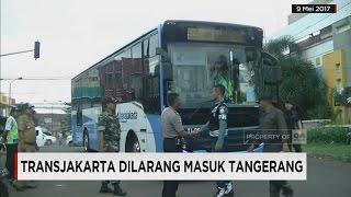 Video Belum Beroperasi, Transjakarta Koridor 13 Sudah Dilarang Masuk Tangerang MP3, 3GP, MP4, WEBM, AVI, FLV Desember 2017